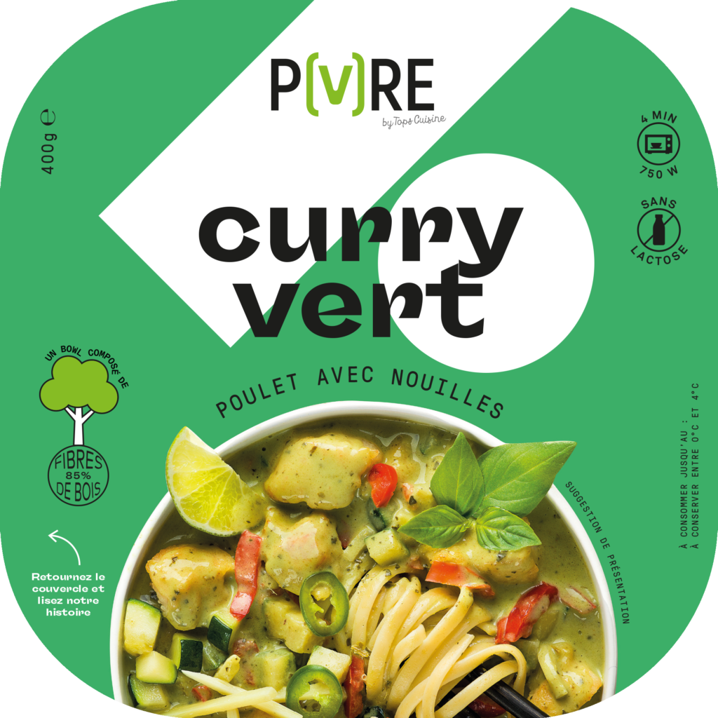 PURE Curry Vert