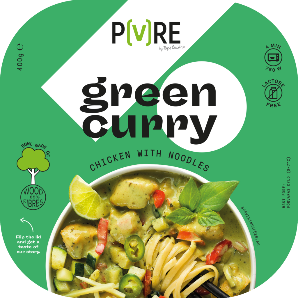 PURE Green Curry