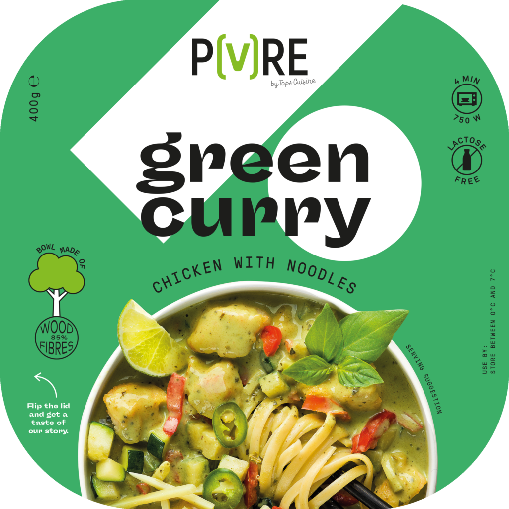 PURE Chicken Green Curry