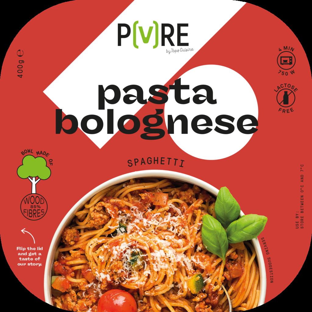 PURE Pasta Bolognese