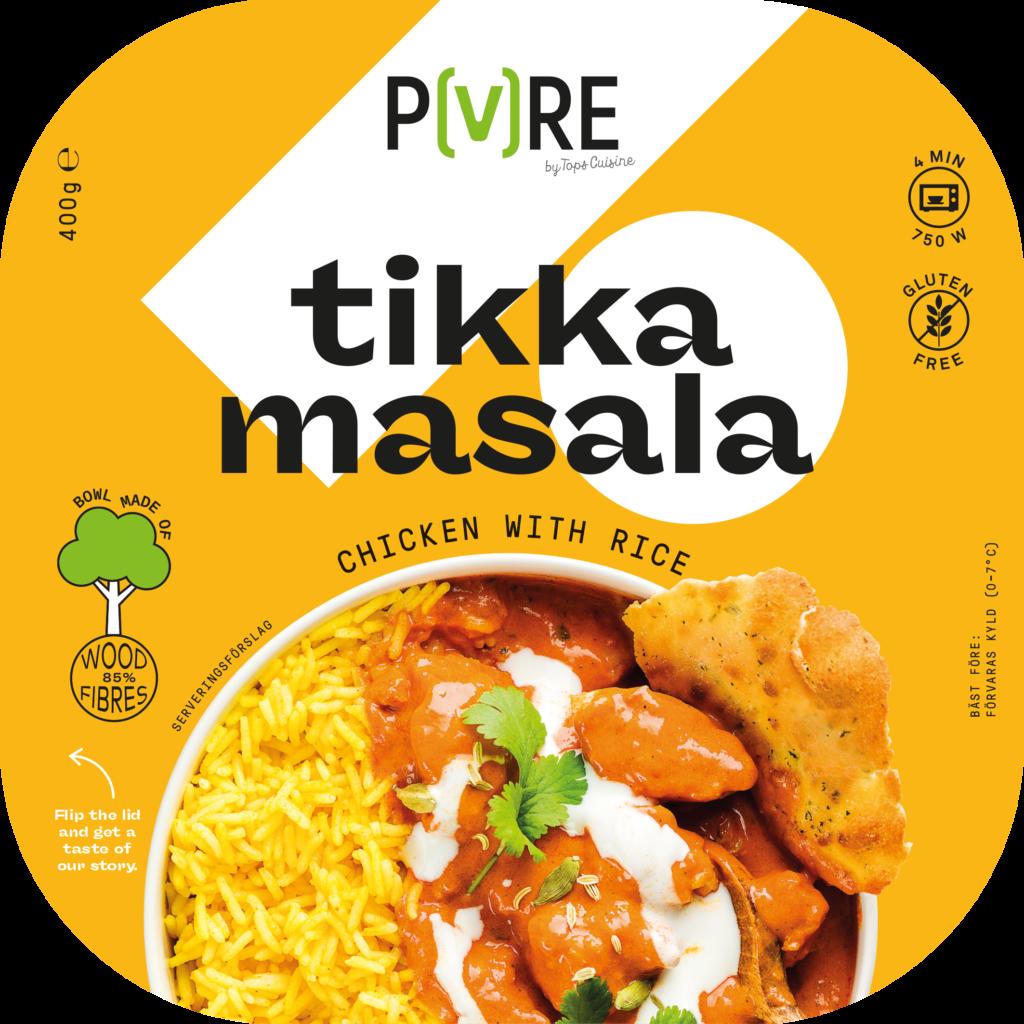 PURE Tikka Masala